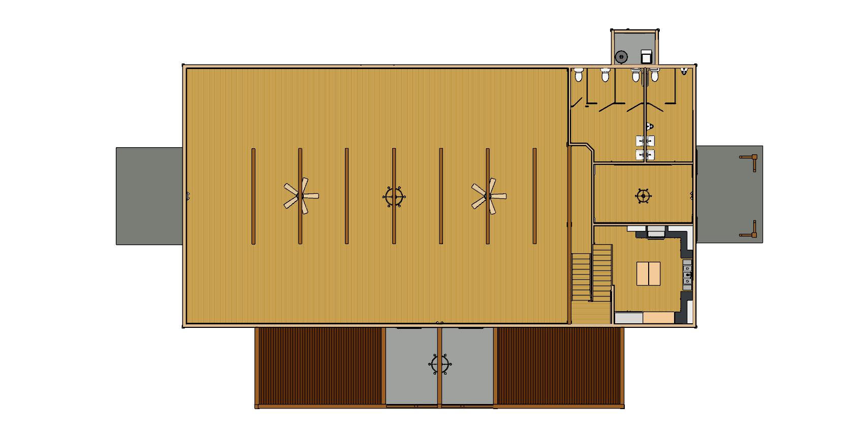 New Facility-Guildford-Floor Plan